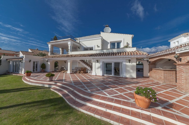 Seghers Club, Estepona - Stunning villa with sea views