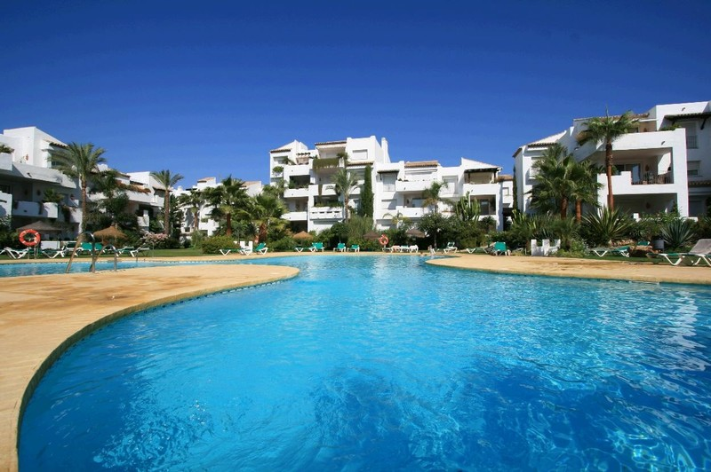 3 bed, 3 bath family apartment close to the beach at Costalita on the New Golden Mile