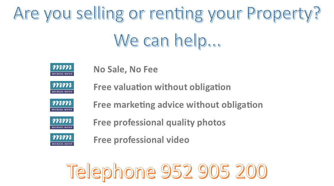 Are you selling or renting your property?