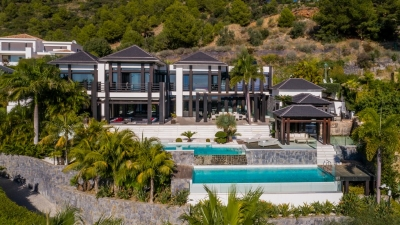 Luxe villas in Marbella
