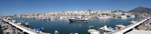 Puerto Banus Marina Photo