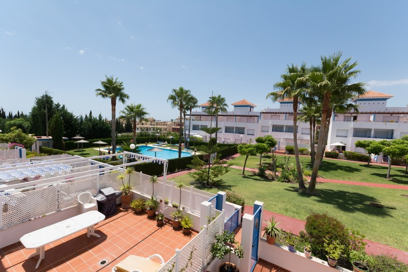 Family 4 bedroom townhouse at Costalita Gold on the New Golden Mile, Estepona