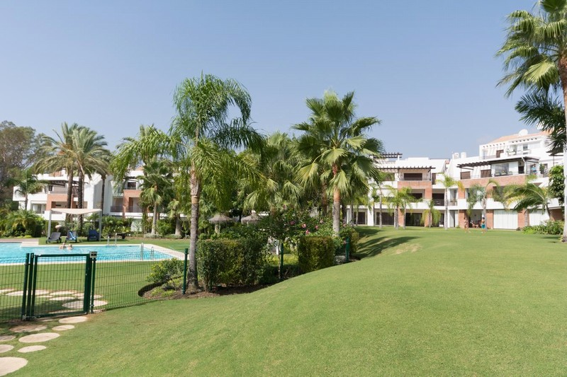 Beautiful apartment at Palm Gardens, Estepona