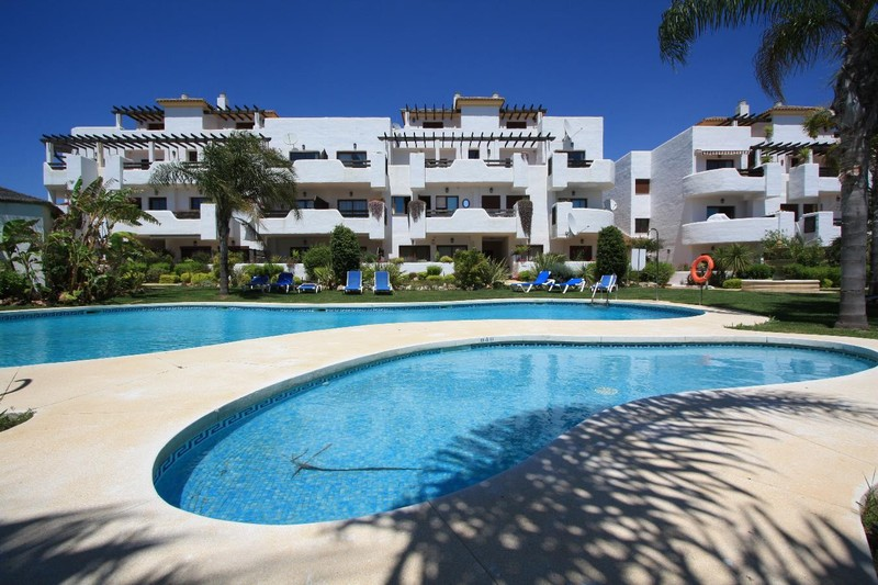 3 bedroom apartment close to the beach on the Costa del Sol