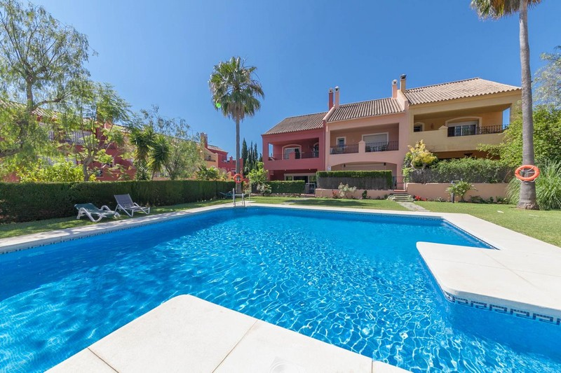 Marbella Golden Mile Townhouse