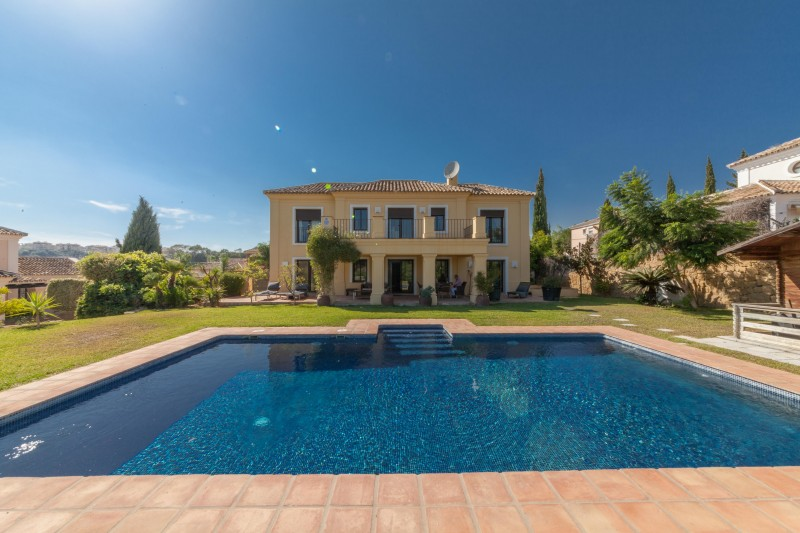 Family villa for sale at Mijas Golf at a great price