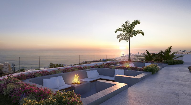 The View, Fuengirola, off-plan apartments