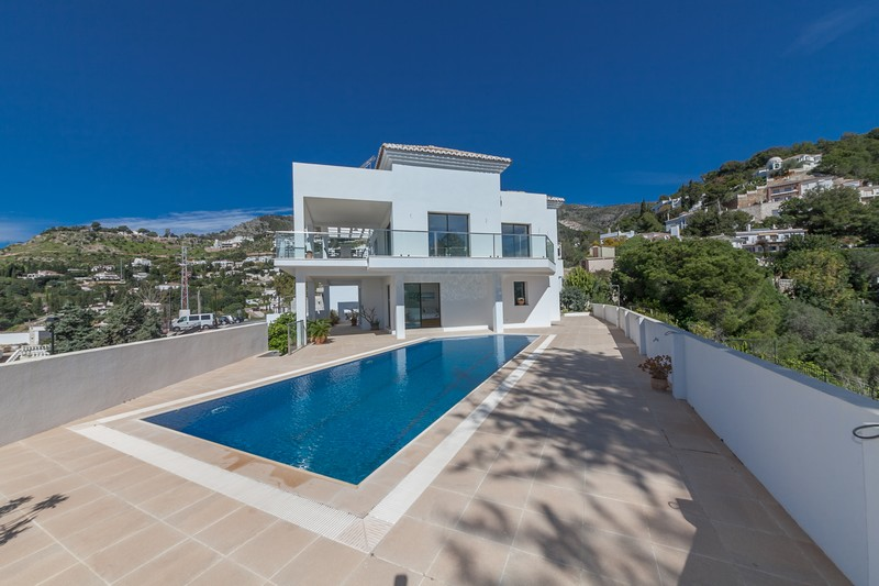 Mijas contemporary villa