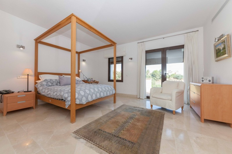Bedroom, Mijas villa for sale