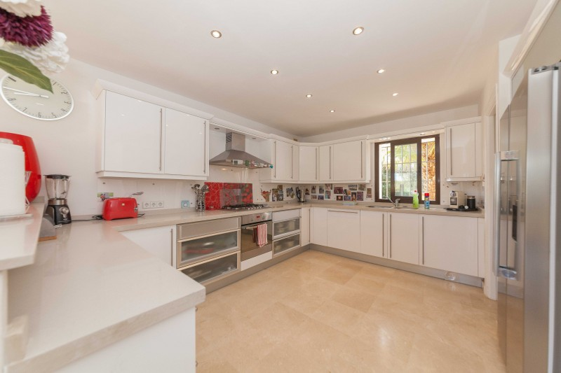 Mijas villa for sale Kitchen