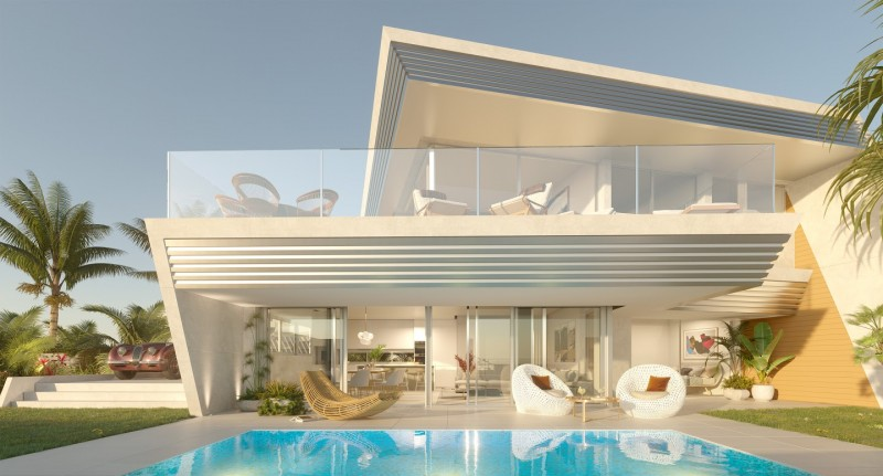 New villas and townhouses at Eden, Costa del Sol
