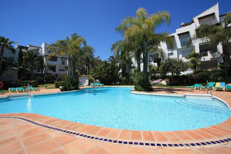 2 bedroom apartment on the beachside at Costalita