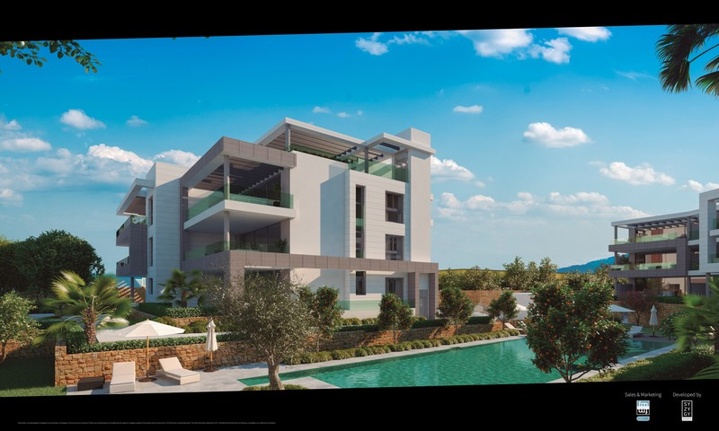 The Residences, a new development by SYZYGY Homes located between Marbella and Estepona