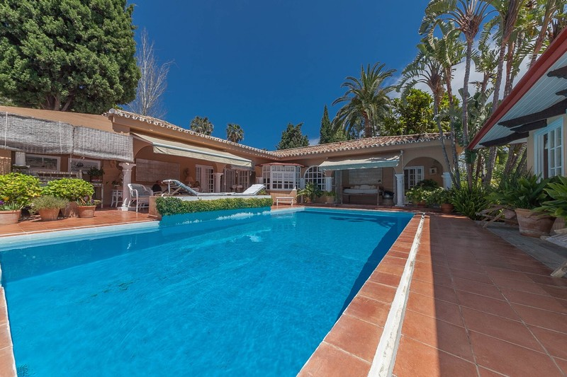 Marbella villa with substantial price reduction
