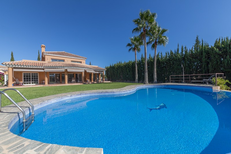 Mijas Golf – completely refurbished luxury villa