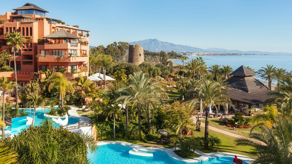 Kempinski Hotel, Estepona – 2 bedroom luxury apartment on the beach