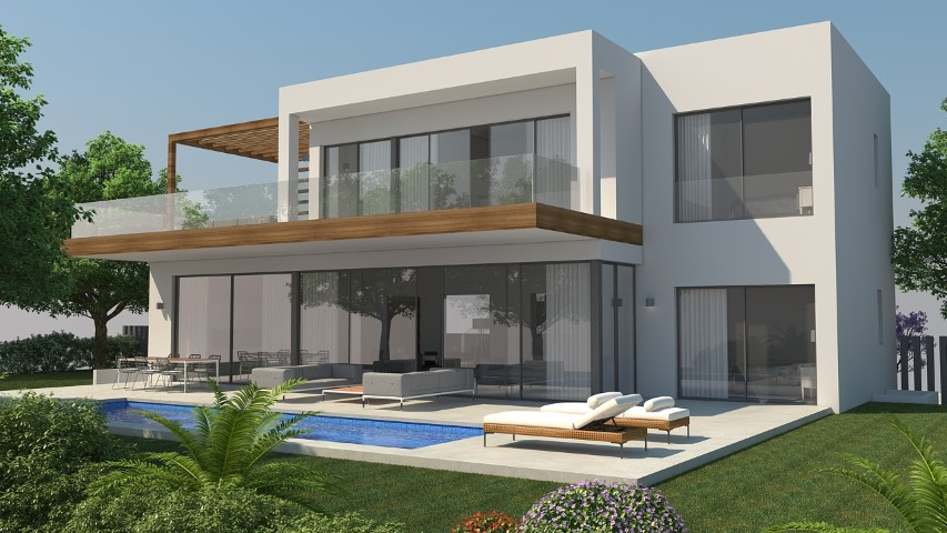 Exciting new villas between Marbella and Estepona