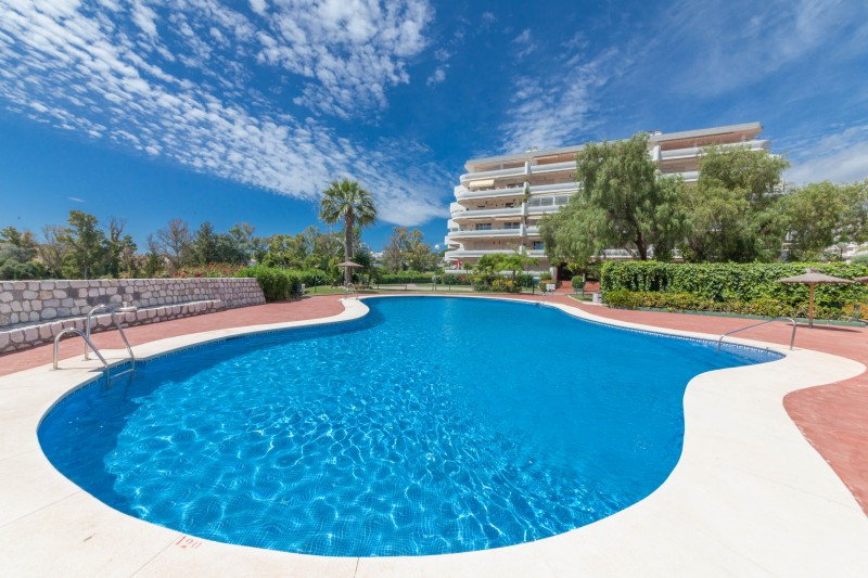 """Wow"" apartment for sale in Campos de Guadalmina, Marbella"