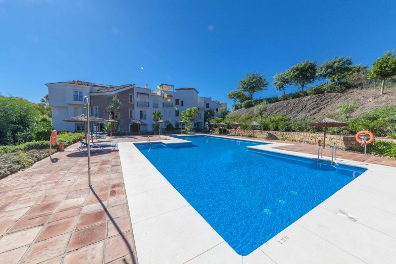3 bedroom penthouse at Los Arqueros for sale