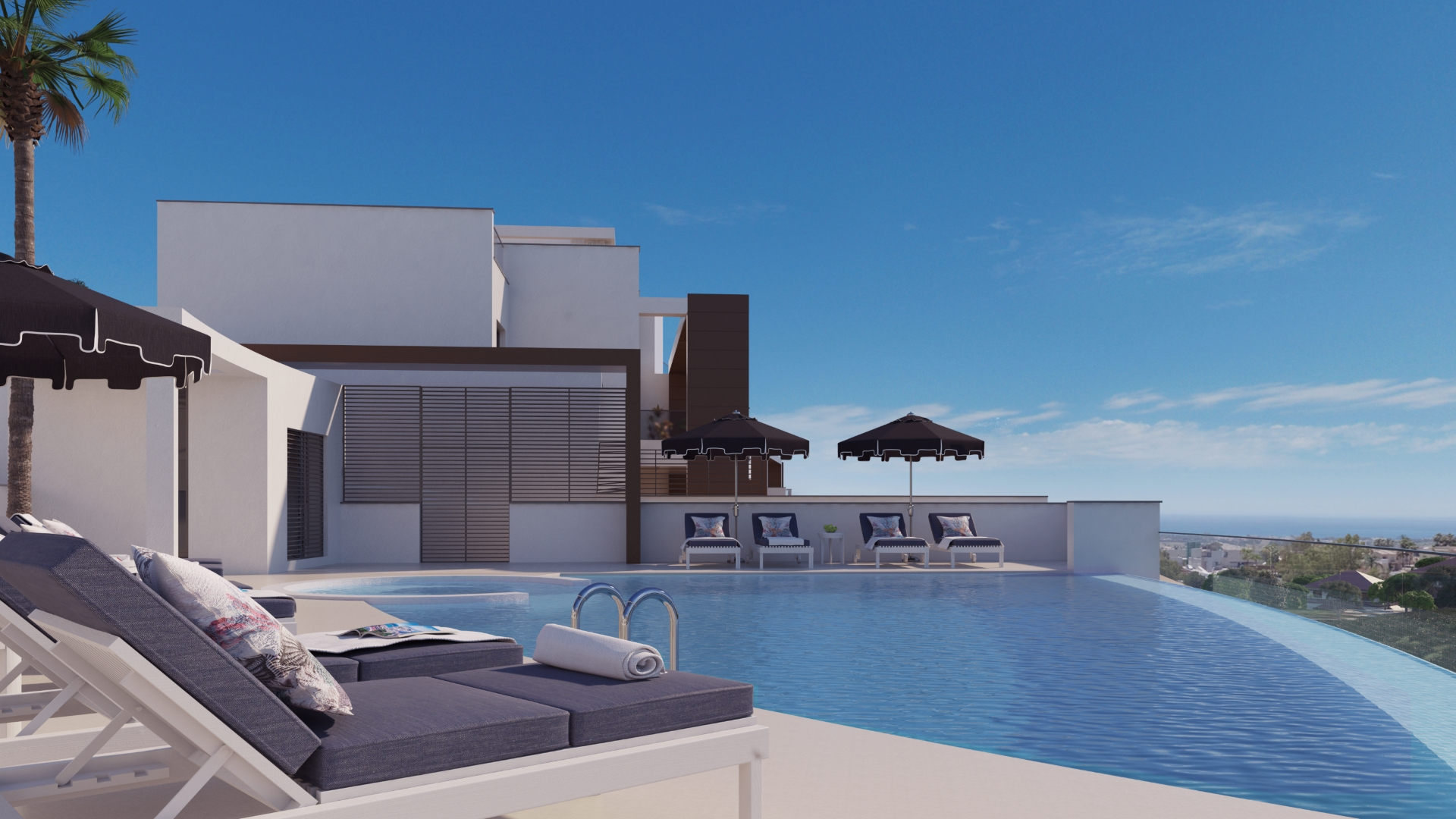 Alborada Homes - New development of off plan apartments and penthouses at Benahavis