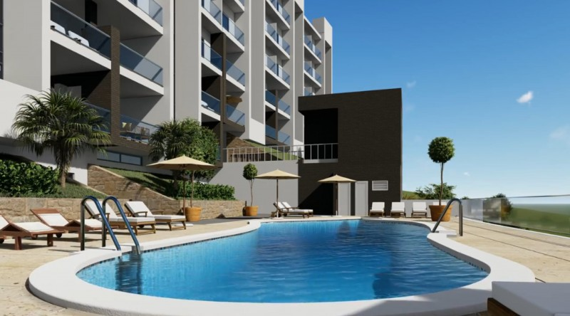 New development at Puerto la Duquesa